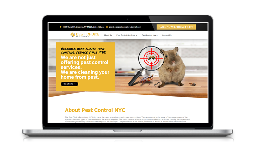 Best Choice Pest Control NYC